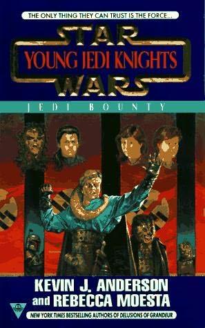 book cover of Jedi Bounty