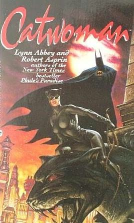 book cover of Catwoman