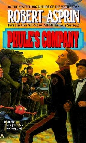 book cover of Phule\'s Company