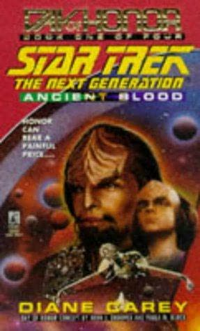 book cover of Ancient Blood