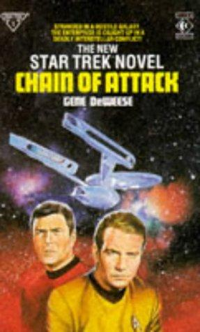book cover of Chain of Attack