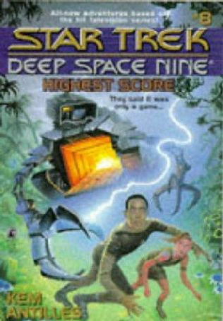book cover of Highest Score