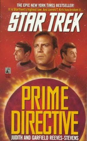 book cover of Prime Directive
