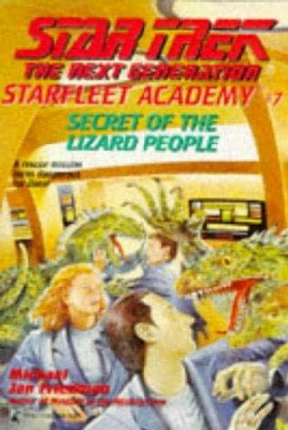 book cover of Secret of the Lizard People