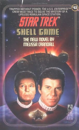 book cover of Shell Game
