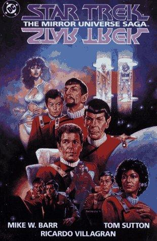 book cover of The Mirror Universe Saga