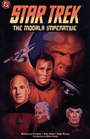 book cover of The Modala Imperative