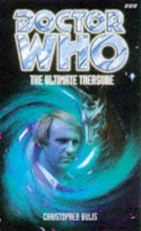 book cover of The Ultimate Treasure