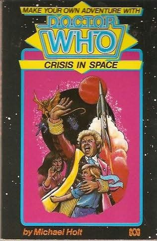 book cover of Crisis in Space