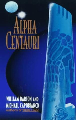 book cover of Alpha Centauri