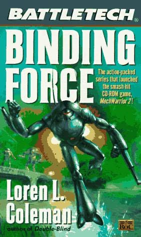 book cover of Binding Force