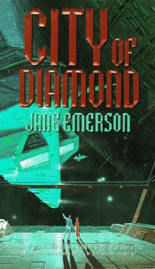 book cover of City of Diamond