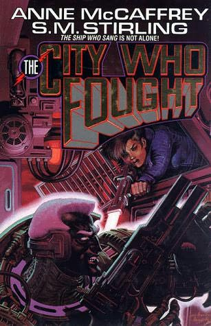 book cover of The City Who Fought