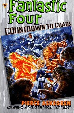 book cover of Countdown to Chaos