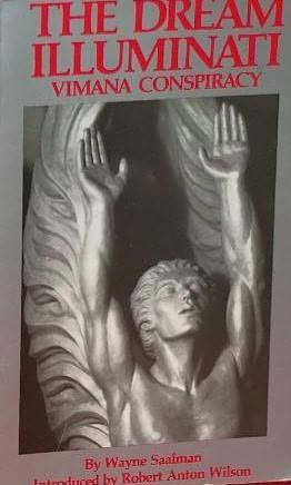 book cover of The Dream Illuminati