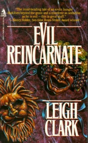 book cover of Evil Reincarnate