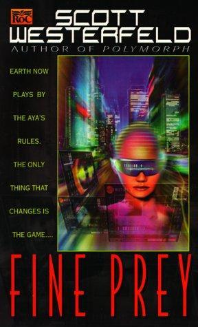 book cover of Fine Prey