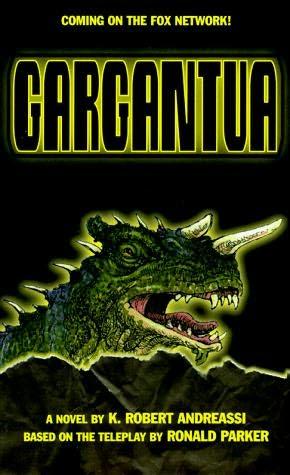 book cover of Gargantua