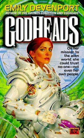 book cover of Godheads