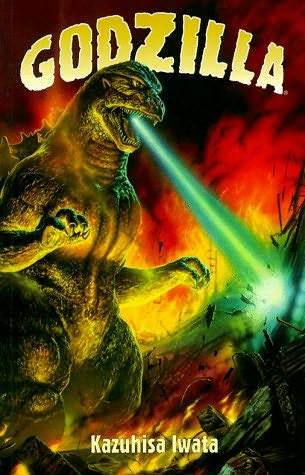 book cover of Godzilla