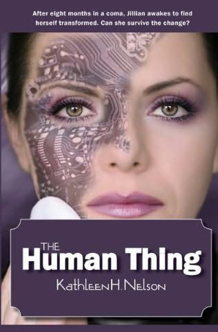 book cover of The Human Thing
