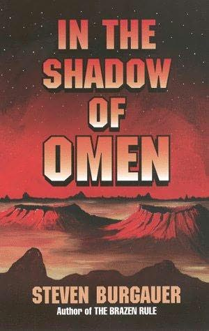 book cover of In the Shadow of Omen