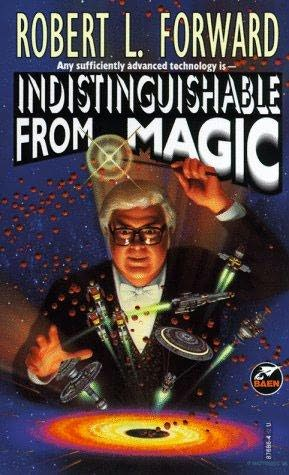 book cover of Indistinguishable from Magic