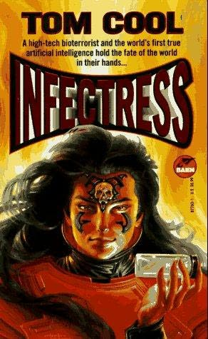 book cover of Infectress