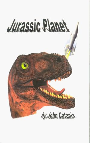 book cover of Jurassic Planet