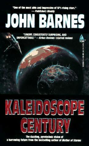 book cover of Kaleidoscope Century