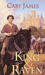 book cover of King and Raven