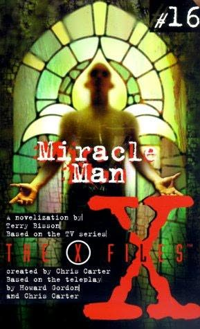 book cover of Miracle Man