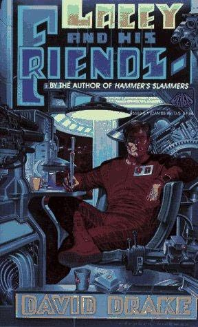 book cover of Lacey and His Friends