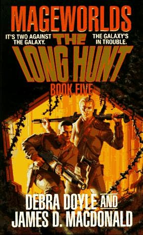 book cover of The Long Hunt