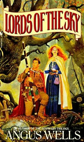 book cover of Lords of the Sky