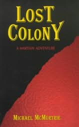 book cover of Lost Colony