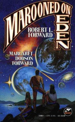 book cover of Marooned on Eden