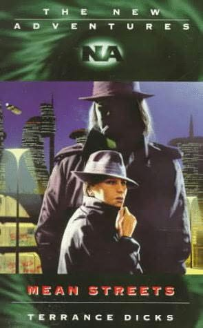 book cover of Mean Streets