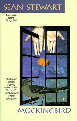 book cover of Mockingbird