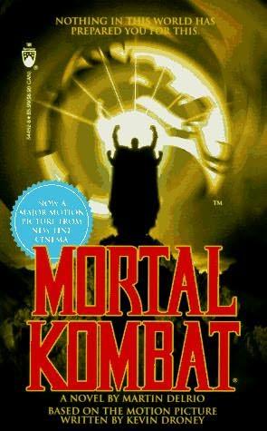 book cover of Mortal Kombat