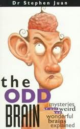 book cover of The Odd Brain