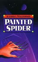 book cover of Painted Spider