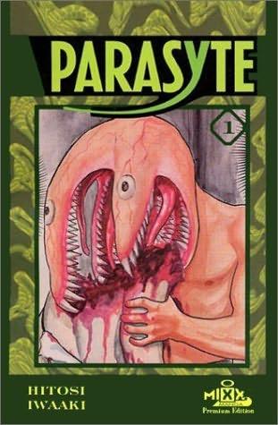 book cover of Parasyte