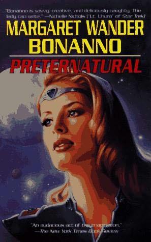 book cover of Preternatural