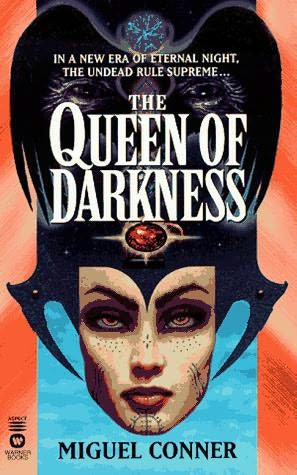 book cover of The Queen of Darkness