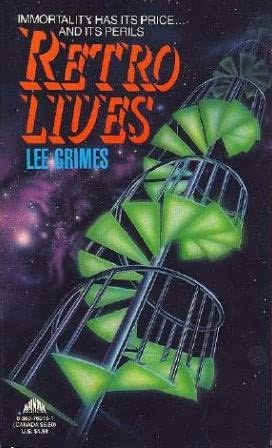 book cover of Retro Lives