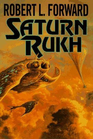book cover of Saturn Rukh