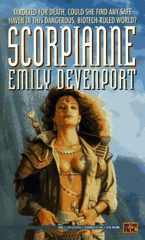 book cover of Scorpianne