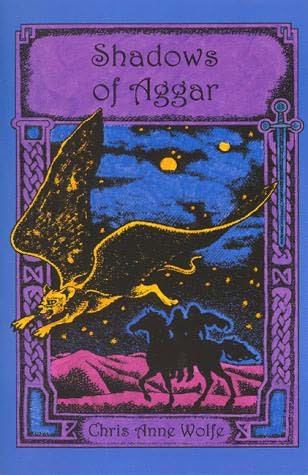 book cover of Shadows of Aggar