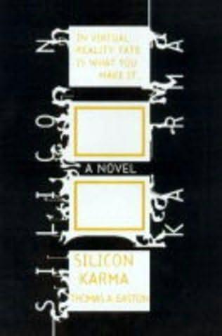 book cover of Silicon Karma